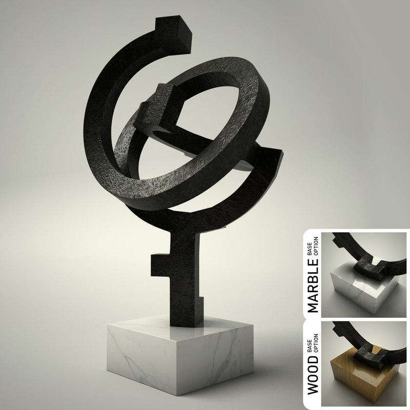 sculpture 32 dxf