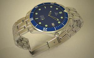 omega seamaster professional chronometer max