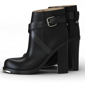 winter shoe black max