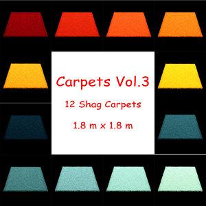 3d model carpets vol 3