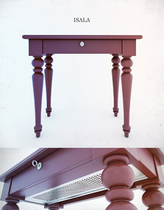 3ds max isala laptop table