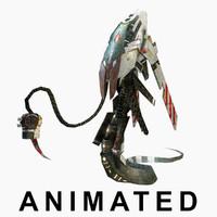 Deminer Boss Animated