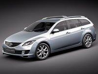 Mazda 6 Wagon 2008
