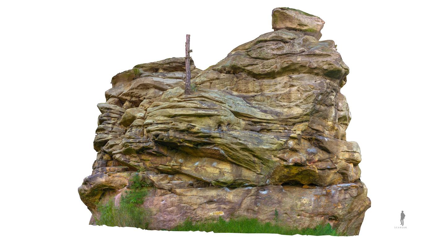 obj stone 2