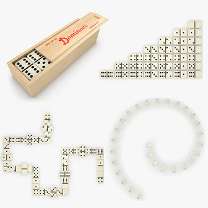 realistic dominoes max