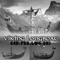 TKs Viking Ship (Light Version)