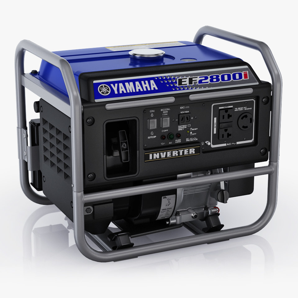 3d inverter yamaha ef2800i model
