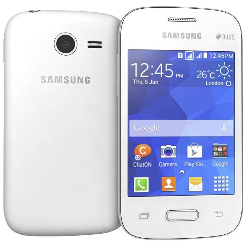 samsung galaxy pocket 2 3d model