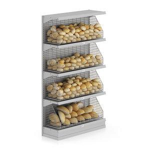 3ds max shelf bread bun