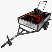 Snow Blower Power Smart 03