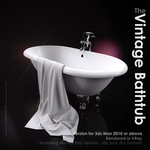 max classical bathtub