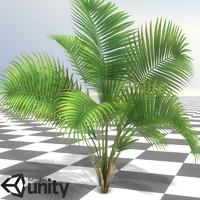 jungle plant 01 3d max