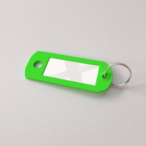 key tag 3d model