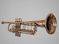 3ds max trumpet valves