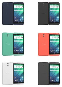 lwo htc desire 610 colors