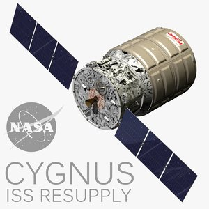 cygnus resupply iss max