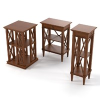 3d model tosato table