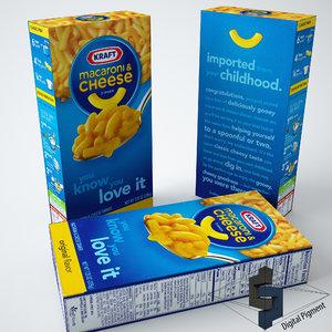 kraft cheese box max
