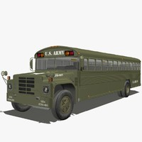 US Army Bus