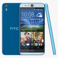 max htc desire eye blue