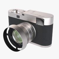 3d max photoreal digital camera leica