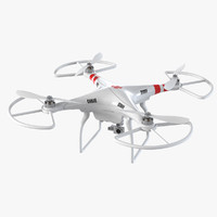 3ds dji phantom quadrocopter