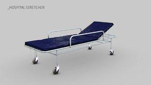 fbx hospital stretcher