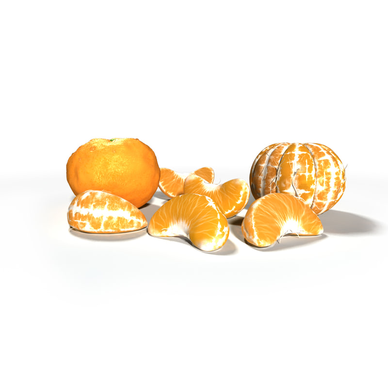 max mandarin slice