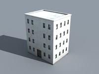 building 03 3d max