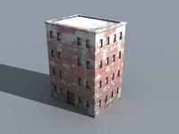 3d building 04