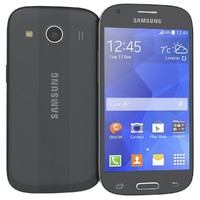 3d samsung galaxy ace style model