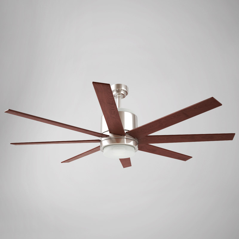 3d monte carlo araya ceiling fan model