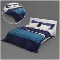 bed 01 3d max
