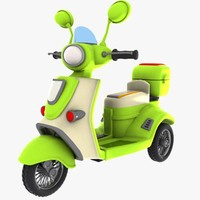 max cartoon motorized tricycle
