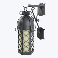3d lantern outdoor