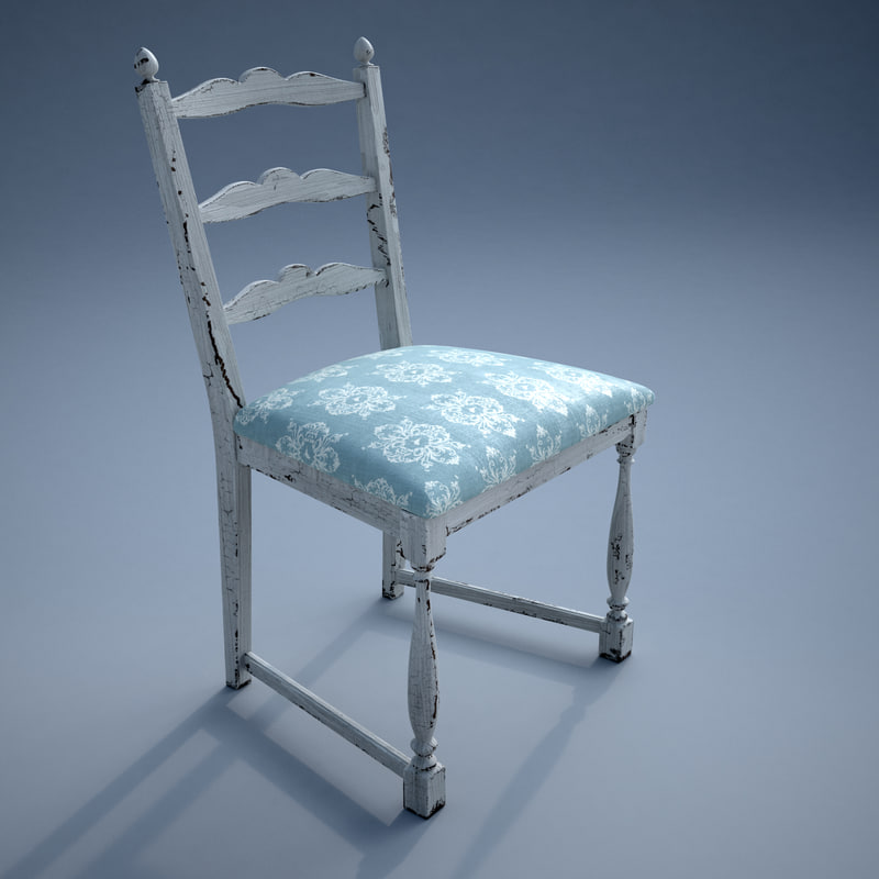 obj chair 1