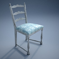obj chair 1