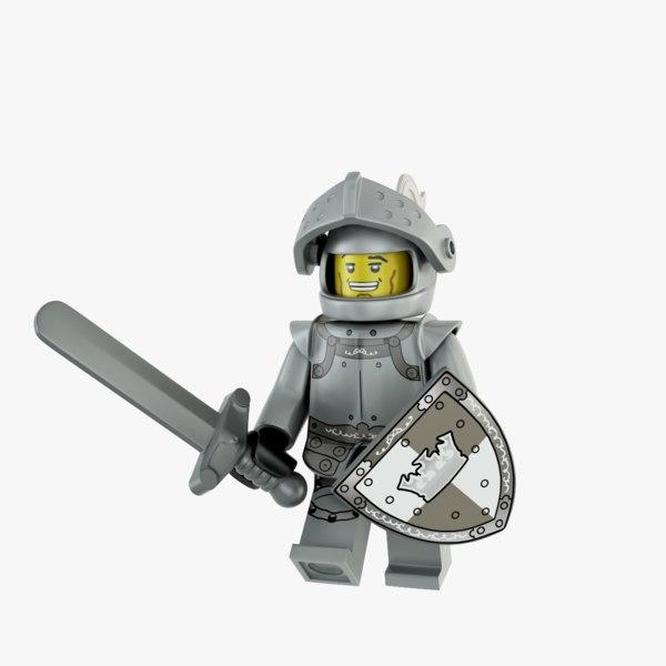 lwo heroic knight