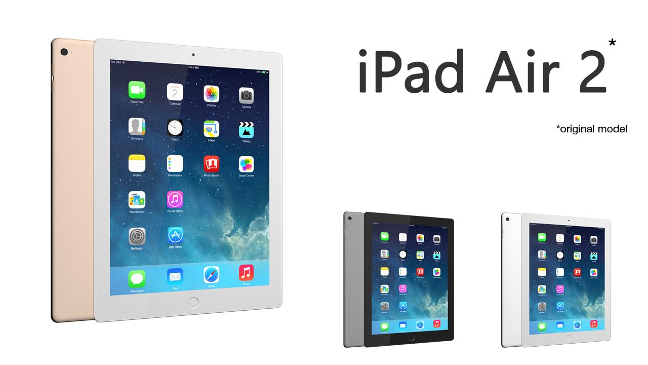 cinema4d apple ipad air pad