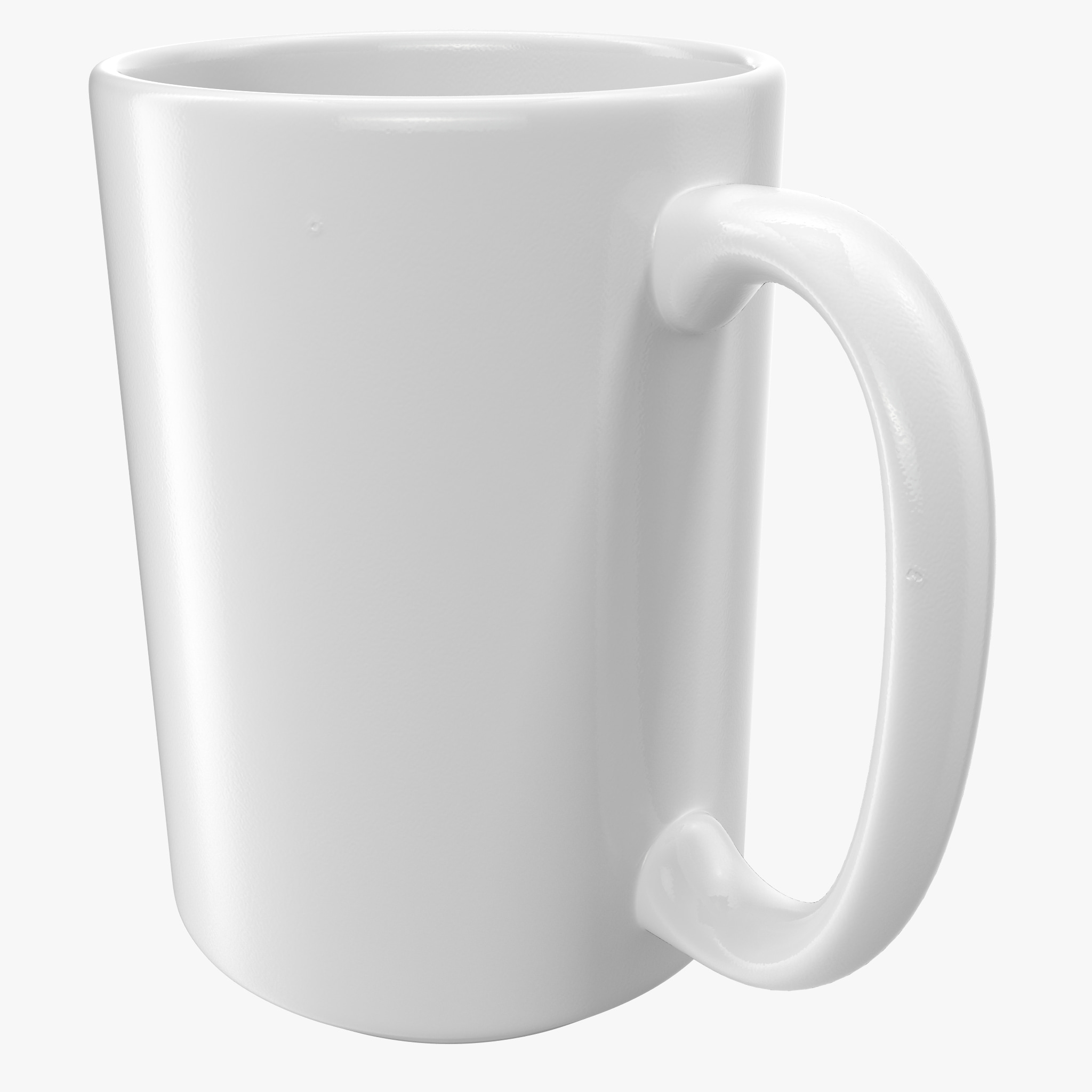 3d 3ds coffee mug