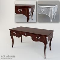 3d lci stile office table model