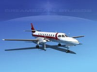 obj metroliner sa226 airliner swearingen