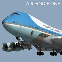 Air Force One VC25A