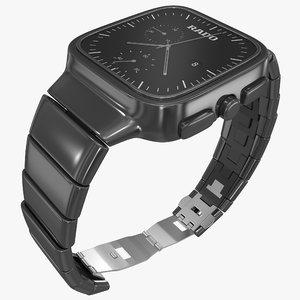 rado watch r55 3d model
