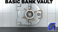 Basic Bank Vault / Safe