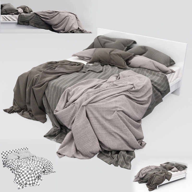 3ds max bed 13
