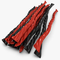 Licorice Candy Twists