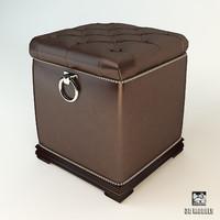 eichholtz dean martin cube 3d model