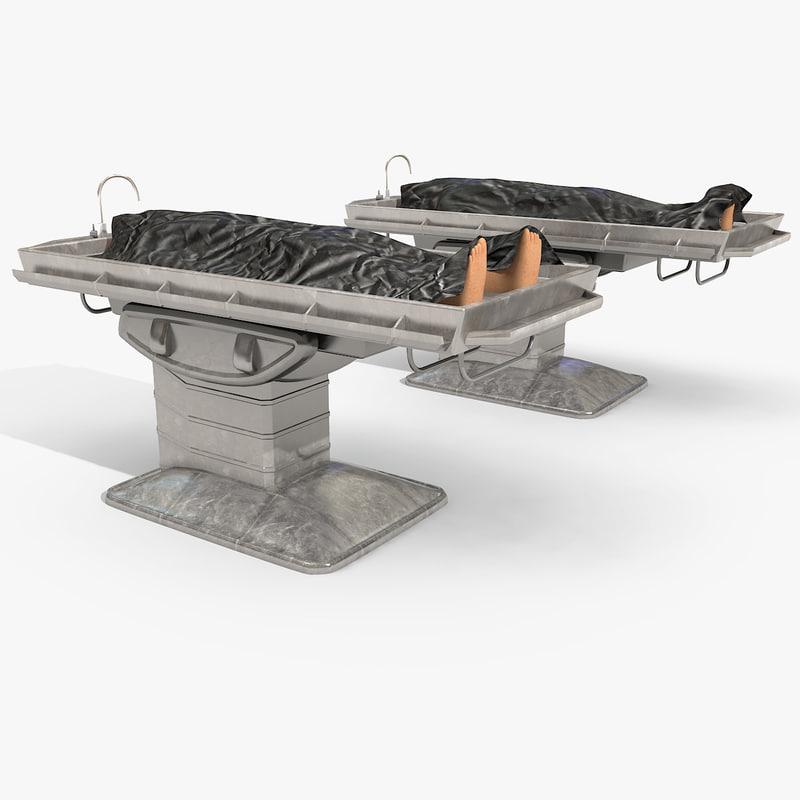 metal move 3d model