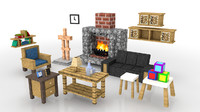 Furniture Pack Minecraft